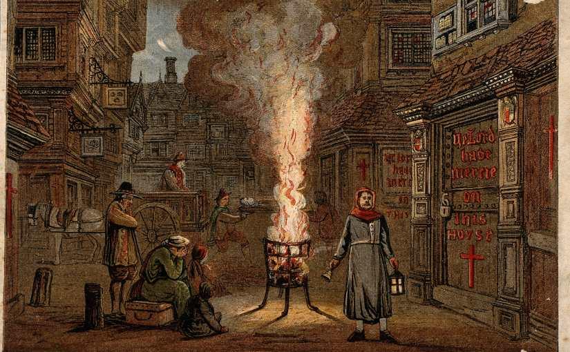 How Isaac Newton Used His QuarantineProductively