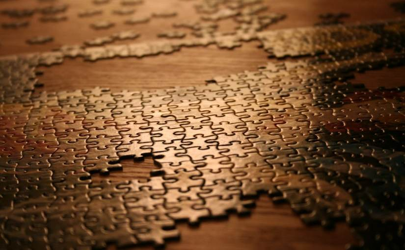 A brief history of puzzling